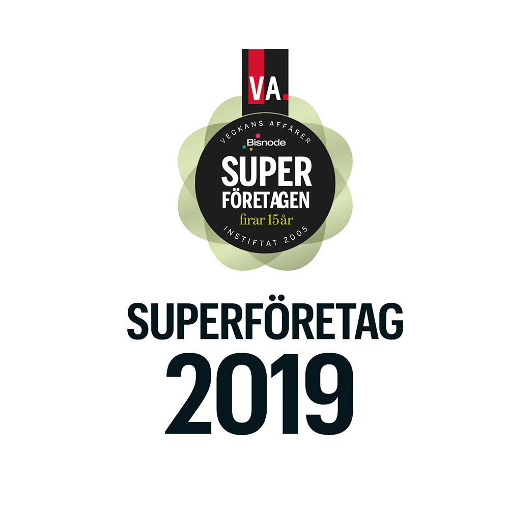 Superföretag 2019
